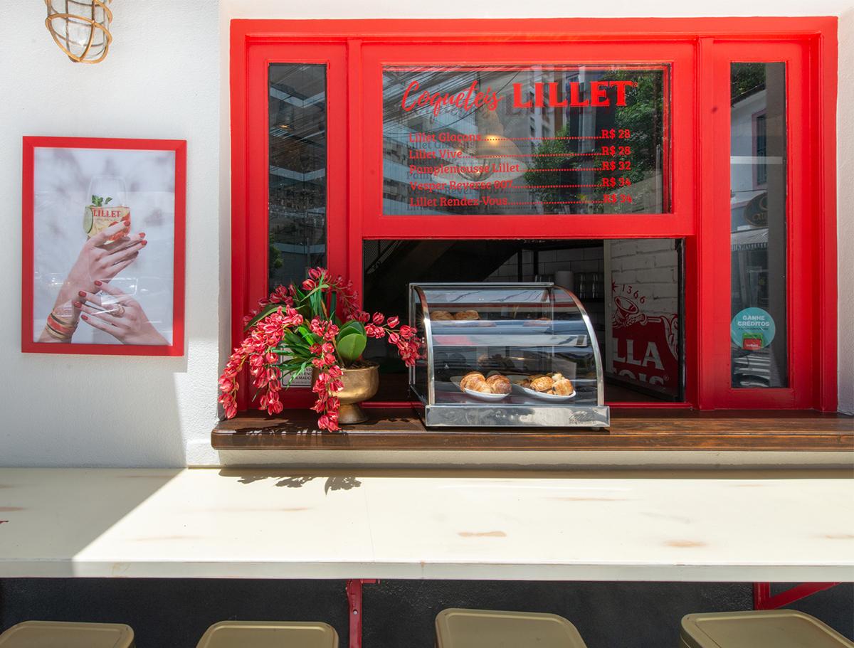 Restaurante Rendez- Vous | Lillet