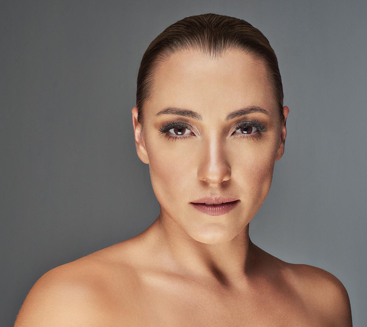 Skintec - Modelo Elaine Oliveira - Beauty